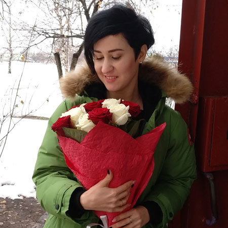 Send flowers to Kremenchug, Poltavs`ka obl., Ukraine