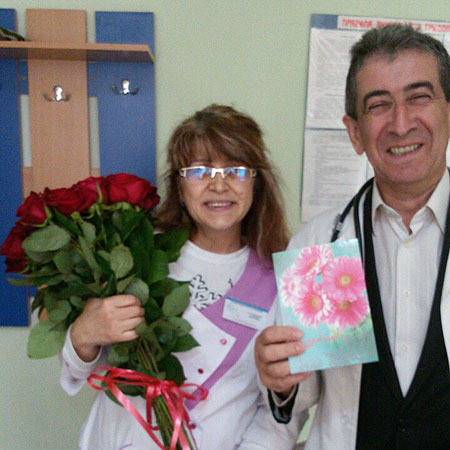 Send flowers to Donetsk, Donetska obl., Ukraine