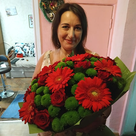 Send flowers to Zaporozhye, Zaporiz`ka obl., Ukraine